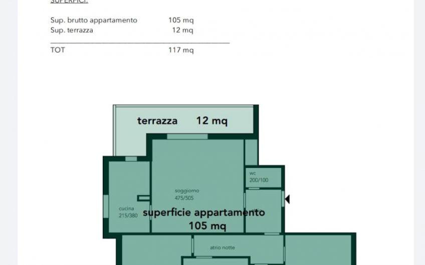 APPARTAMENTO CON RENDITA DI € 19 800